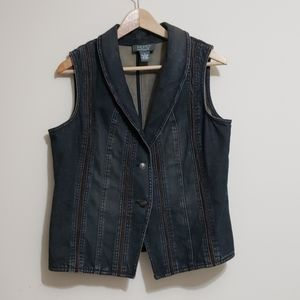 Motto your style mantra Jean Vest